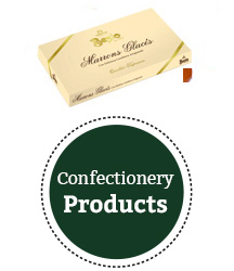 Confectionery products MOB
